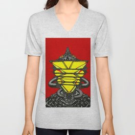 The Voice That I Have Made Unisex V-Neck
