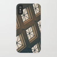 ornate elephant iPhone & iPod Cases featuring Ornate by Denise Pike