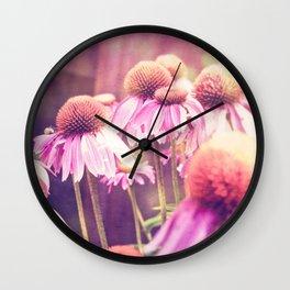 Midsummer Night's Dream - color version Wall Clock