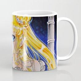 Princess Serenity by Suki Manga Art Coffee Mug