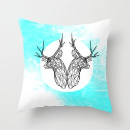 Cerbius Throw Pillow
