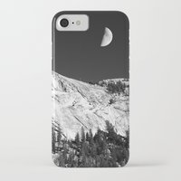 yosemite iPhone & iPod Cases featuring Yosemite by Claude Gariepy