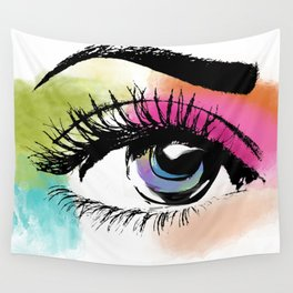 Eyeful Wall Tapestry