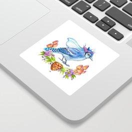 Jay Bride Sticker