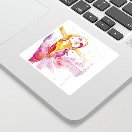 Reverie  Maria Lvova Sticker