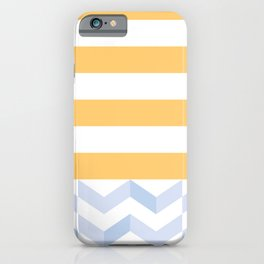 BEACHSTRIPES iPhone Case