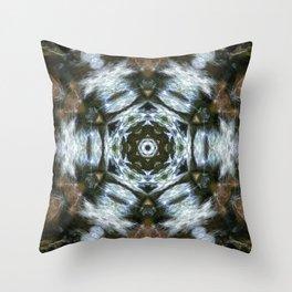 Waterstar Throw Pillow