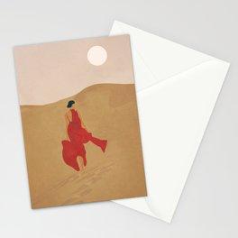 Dune Steps Stationery Cards
