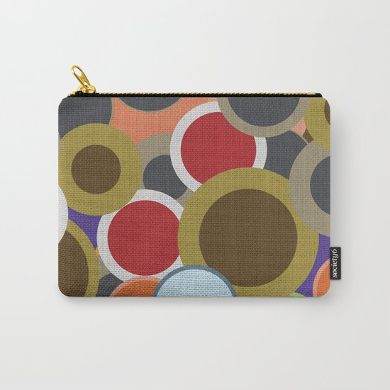 Abstract VII Carry-All Pouch