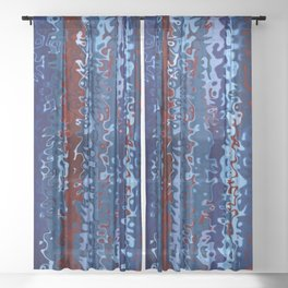 Fill the Void Sheer Curtain