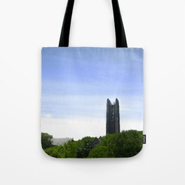 Wellesley Landscape Tote Bag