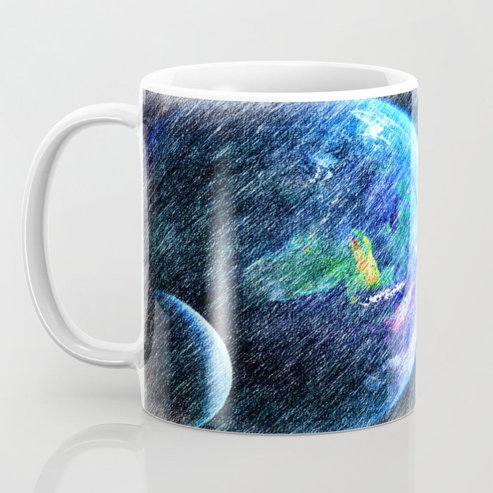 Far out there Coffee Mug