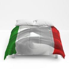 Italy Flag Comforters