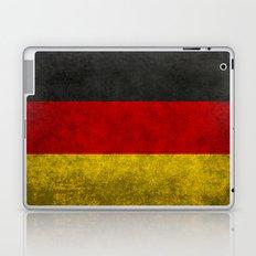 Flag of Germany - Vintage version Laptop & iPad Skin