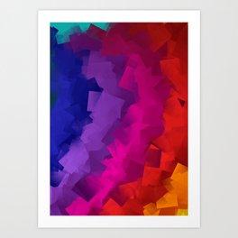 pattern and color -05- Kunstdrucke