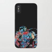 fullmetal alchemist iPhone & iPod Cases featuring Fullmetal Alchemist by lauramaahs