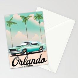Orlando Dusk Stationery Cards
