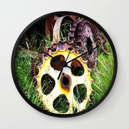 Sprocket - Gear head glory. Wall Clock