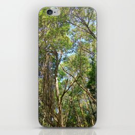 Trees in the Wild iPhone Skin