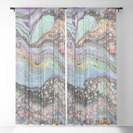 Bang Pop 101 Sheer Curtain