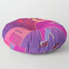 Hall of Legs Floor Pillow