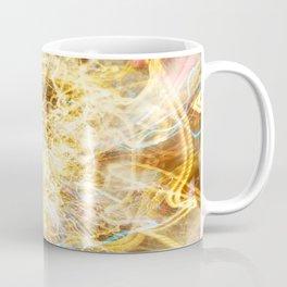 Golden Frequencies Coffee Mug