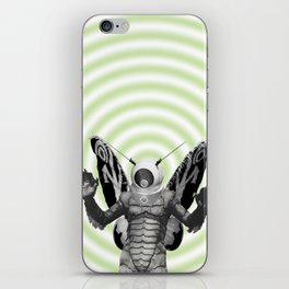 Tacoma Cult Movie Club Poster: October 2010 iPhone Skin