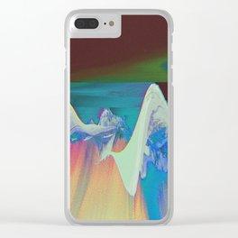 NTDDYDT Clear iPhone Case