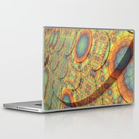 scales Laptop & iPad Skins featuring Scales by Lyle Hatch