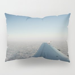 Wing in the clouds Pillow Sham