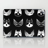 kittens iPad Cases featuring Witchy Kittens by lOll3