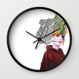 loro eres Wall Clock