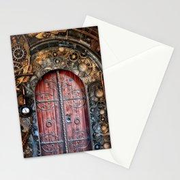 Steampunk Art Stationery Cards