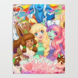 Dollightful Banner Art 2018 Poster