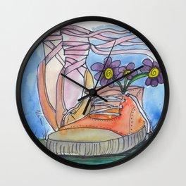 Ballet contemporaneo Wall Clock