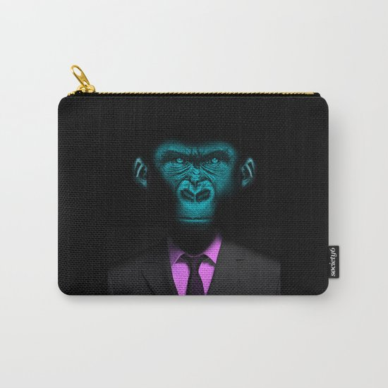 Monkey Suit Carry-All Pouch