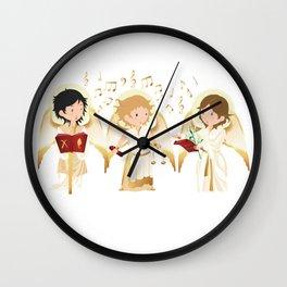 Archangels singing Wall Clock