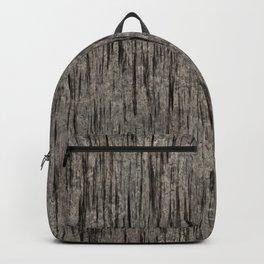 Grunge tree bark Backpack