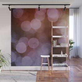Inner Diva BOKEH Dot Pattern Wall Mural