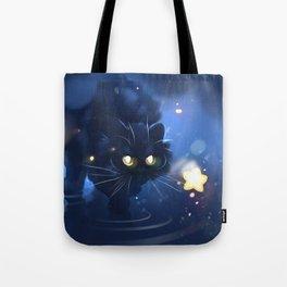 Above stars Tote Bag