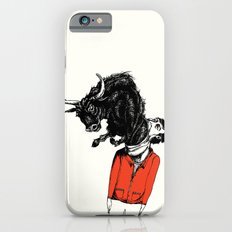 what is likely to happen when one is full of bull iPhone 6s Slim Case