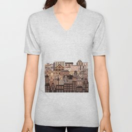 Moonlight Homes Unisex V-Neck