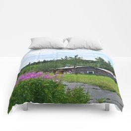 Pioneer Cabin - Alaska Comforters