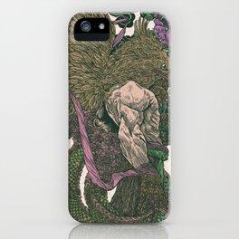 Garudayana iPhone Case