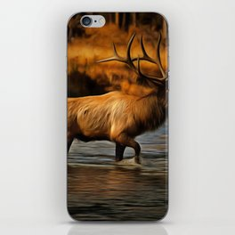 Madison Bull iPhone Skin