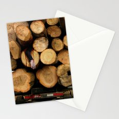 3's A Crowd Stationery Cards