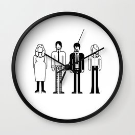 The Mamas And The Papas Wall Clock