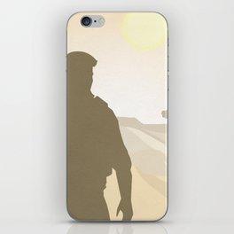 Vector Uncharted iPhone Skin