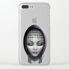 From the stars Clear iPhone Case