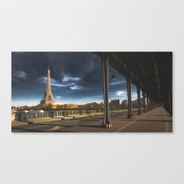 We'll always have Paris... Canvas Print